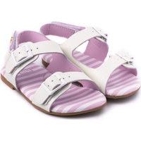 Pantofi Fete Sandale  Bibi Shoes Sandale Fete Bibi Baby Birk Mini Albe Alb