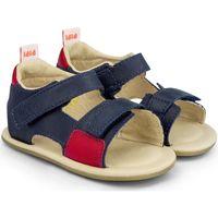 Pantofi Băieți Sandale  Bibi Shoes Sandale Baietei Bibi Afeto V Naval/Rosu Bleumarin