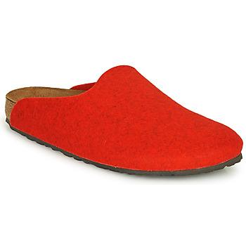 Pantofi Femei Saboti Birkenstock AMSTERDAM Roșu
