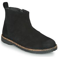 Pantofi Femei Ghete Birkenstock MELROSE Negru