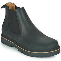Pantofi Femei Ghete Birkenstock STALON Negru