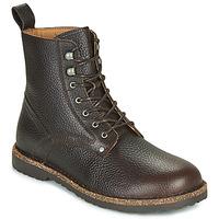 Pantofi Bărbați Ghete Birkenstock BRYSON Maro