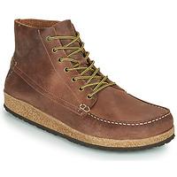 Pantofi Bărbați Ghete Birkenstock MARTON Maro