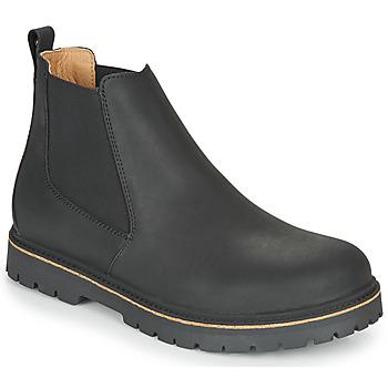Pantofi Bărbați Ghete Birkenstock STALON Negru