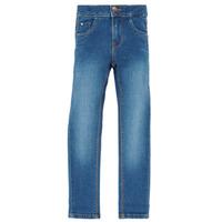 Îmbracaminte Fete Jeans slim Name it NKFPOLLY Albastru / Medium