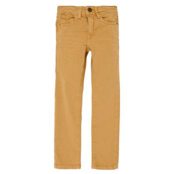 Îmbracaminte Băieți Jeans slim Name it NKMTHEO Camel