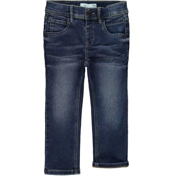 Îmbracaminte Băieți Jeans slim Name it NMFRANDI Albastru / Medium