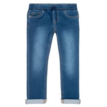 Îmbracaminte Băieți Jeans slim Name it NMMROBIN Albastru
