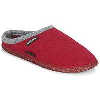 Pantofi Femei Papuci de casă Giesswein DANNHEIM Roșu / Gri