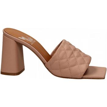 Pantofi Femei Sandale  Mivida CHIFFON nude