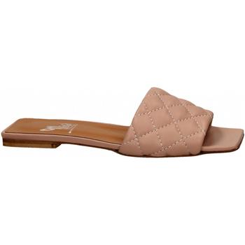 Pantofi Femei Papuci de vară Mivida CHIFFON nude