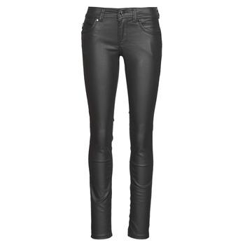 Îmbracaminte Femei Jeans slim Pepe jeans NEW BROOKE Negru