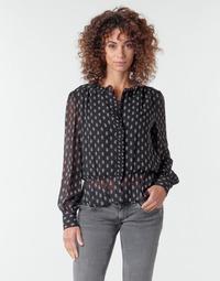 Îmbracaminte Femei Topuri și Bluze Pepe jeans NORA Negru