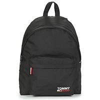 Genti Rucsacuri Tommy Jeans TJM CAMPUS BOY BACKPACK Negru
