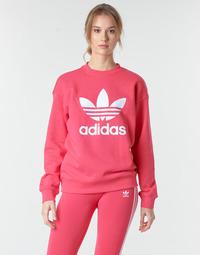 Îmbracaminte Femei Hanorace  adidas Originals TRF CREW SWEAT Roz