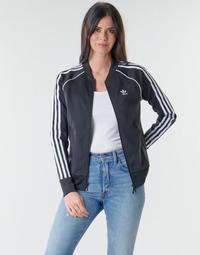Îmbracaminte Femei Bluze îmbrăcăminte sport  adidas Originals SST TRACKTOP PB Negru