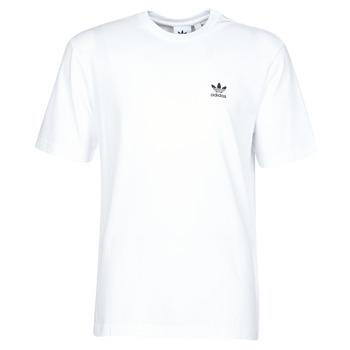 Îmbracaminte Bărbați Tricouri mânecă scurtă adidas Originals B+F TREFOIL TEE Alb