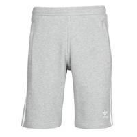 Îmbracaminte Bărbați Pantaloni scurti și Bermuda adidas Originals 3-STRIPE SHORT Gri
