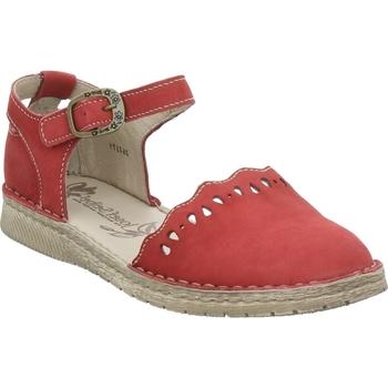 Pantofi Femei Sandale  Josef Seibel Sofie 36 Roșii