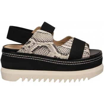 Pantofi Femei Sandale  Laura Bellariva PITONE WASH roccia