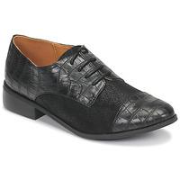 Pantofi Femei Pantofi Derby Moony Mood NOULESSE Negru