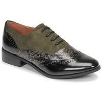 Pantofi Femei Pantofi Derby Moony Mood NOULIME Kaki