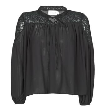 Îmbracaminte Femei Topuri și Bluze Molly Bracken R1521H20 Negru