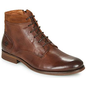 Pantofi Bărbați Ghete Kost HOWARD 35 Coniac