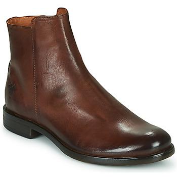 Pantofi Bărbați Ghete Kost NORMAN 35 Maro