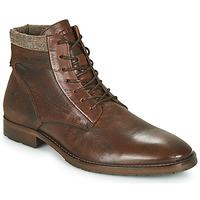 Pantofi Bărbați Ghete Kost VENTURA 46 Maro