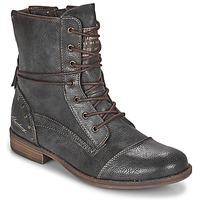 Pantofi Femei Ghete Mustang 1157508 Gri