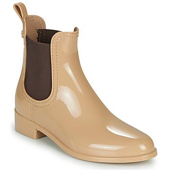 Pantofi Femei Cizme de cauciuc Lemon Jelly PISA Bej
