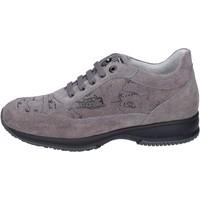 Pantofi Fete Pantofi sport Casual 1A Classe Alviero Martini sneakers camoscio Grigio