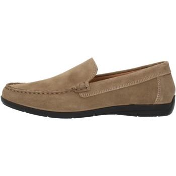 Pantofi Bărbați Mocasini Imac 500711 Beige