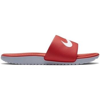 Pantofi Copii Șlapi Nike Kawa Slide Gsps Roșii