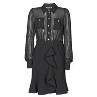 Îmbracaminte Femei Rochii scurte Marciano CAROL SHORT DRESS Negru