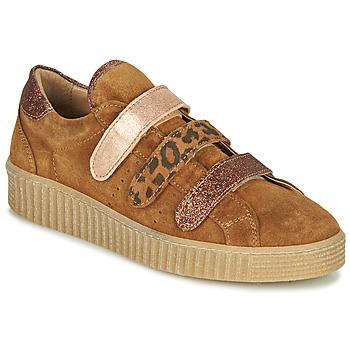 Pantofi Femei Pantofi sport Casual Philippe Morvan ZEUS2 V1 SILKY CAMEL Maro