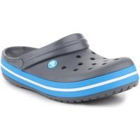 Pantofi Bărbați Papuci de vară Crocs Crocband  11016-07W grey