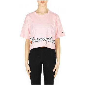 Îmbracaminte Femei Tricouri mânecă scurtă Champion CREWNECK T-SHIRT ps024-cnp