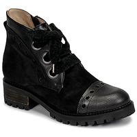 Pantofi Femei Ghete Casta MANDA Negru