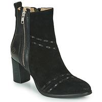 Pantofi Femei Botine Casta SINA Negru