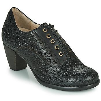 Pantofi Femei Botine Casta AGILA Negru