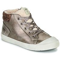 Pantofi Fete Pantofi sport stil gheata Victoria HUELLAS METAL Argintiu