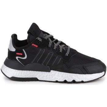 Pantofi Femei Fitness și Training adidas Originals Nite Jogger Negre