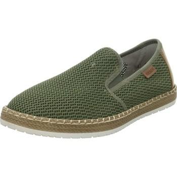 Pantofi Bărbați Pantofi Slip on Rieker B527654 Verde