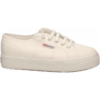 Pantofi Femei Pantofi sport Casual Superga 2730-COTU 901-white