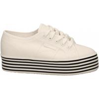 Pantofi Femei Pantofi sport Casual Superga 2790-MULTICOLOR COTW a0z-white-black-white-st