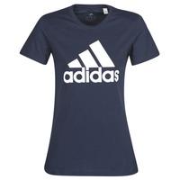 Îmbracaminte Femei Tricouri mânecă scurtă adidas Performance W BOS CO TEE Albastru