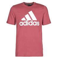 Îmbracaminte Bărbați Tricouri mânecă scurtă adidas Performance MH BOS Tee Roșu / Heritage