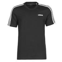 Îmbracaminte Bărbați Tricouri mânecă scurtă adidas Performance E 3S TEE Negru